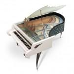 Szklany orzeł Bechsteina, czyli fortepian którego świat nie widział