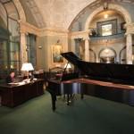 Steinway & Sons changed salon location