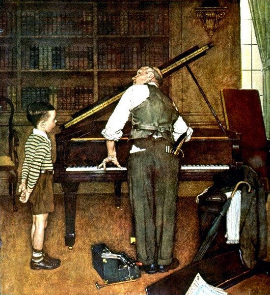 tuner master and student