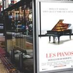 Les pianos dans les films moderne