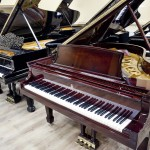 Why do you hide your pianos from your clients?